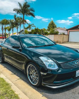 2005 infiniti G35 6mt coupe revup for Sale in San Diego, CA