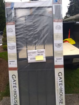 Security Screen door for Sale in Portland, OR