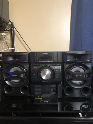 Sony stereo system for Sale in El Monte, CA