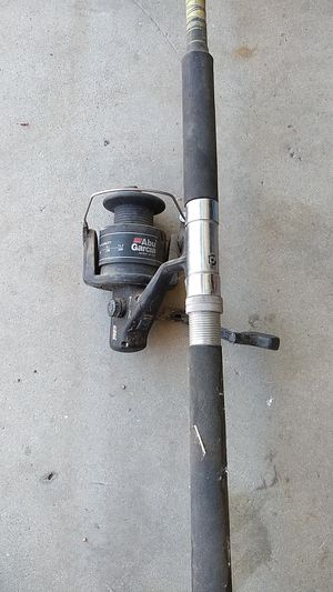 ABU GARCIA Fishing rod and pole for Sale in Palmdale, CA