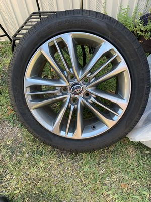 Toyota Rims and Tires for Sale in Austin, TX