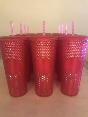 Starbucks Studded Holiday Cups for Sale in New Brunswick, NJ