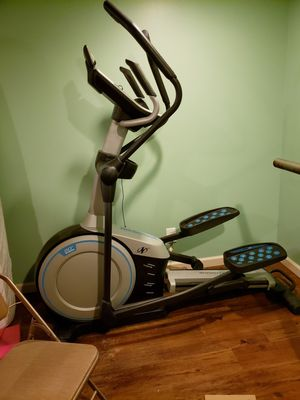 Nordictrack elliptical with IFit compatibility for Sale in Ronkonkoma, NY