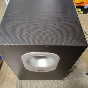 JBL Sub300 10 inch 150W Subwoofer. Good Condition for Sale in Santa Ana, CA