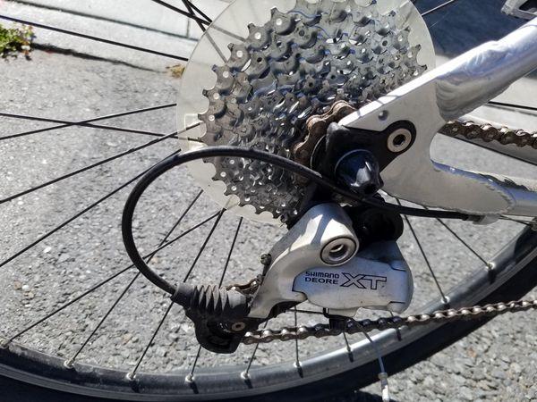 GT Avalanche Mountain Bike