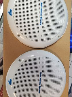 "Marine Speakers 6.5"" 350watts for Sale in Hialeah,  FL"