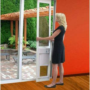 Electronic Auto Pet Patio Door LARGE XL for Sale in Sylmar, CA