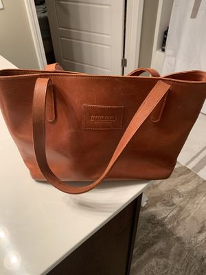 Parker Clay leather handbag for Sale in Springfield, TN