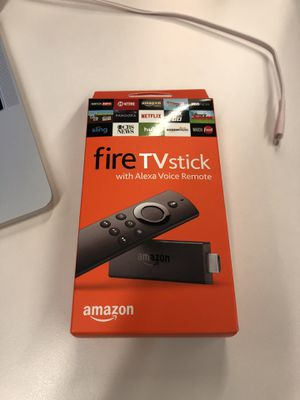 Amazon Fire TV Stick for Sale in New York, NY