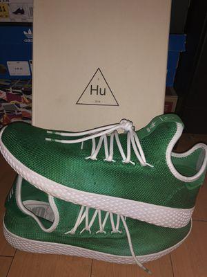 """Pharrell tennis hu """"green holi"""" for Sale in Portland, OR"""