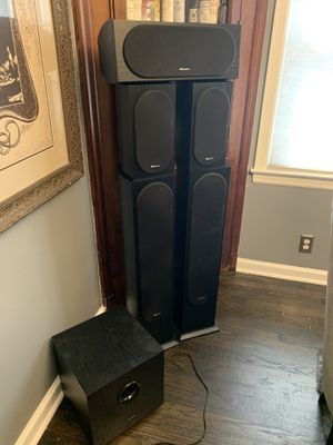 Andrew Jones Pioneer SP-PK5252 5.1 Home Theater Speaker Package for Sale in Columbus, OH
