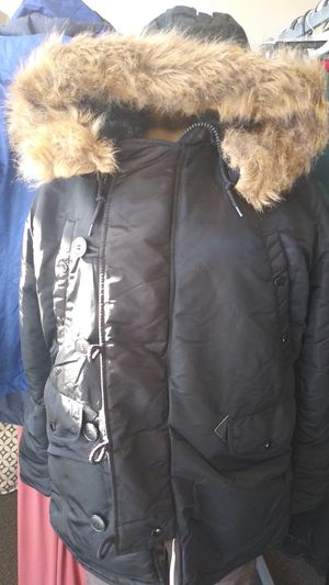 Alpha N 3b parka Jacket for Sale in North Las Vegas, NV