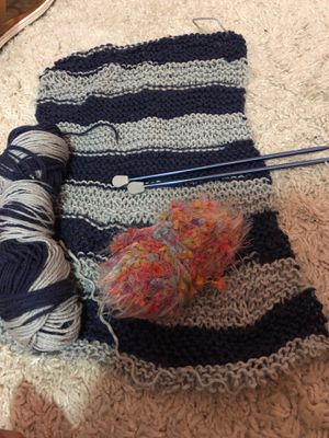 Knitting supplies, yarn, knitting needles for Sale in Portland, OR