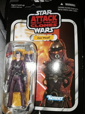 Zam Wessel Star Wars Vintage Collection Figure for Sale in San Diego, CA