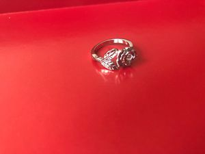 Sterling Silver Rose Flower Ring (FITS ALL SIZES) for Sale in Chicago, IL