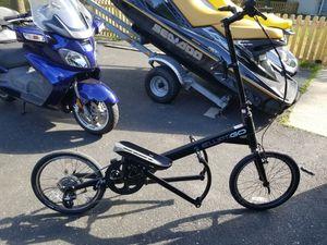 Elliptigo arc 8 stand up bike for Sale in Riverside, NJ