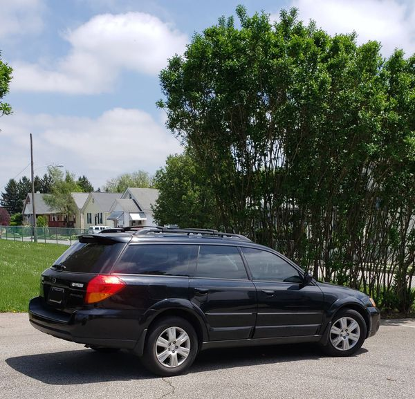 2005 Subaru Outback 2.5i Wagon AWD For Sale In PLYMOUTH