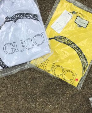Gucci Snake Print Tee for Sale in Gulfport, MS
