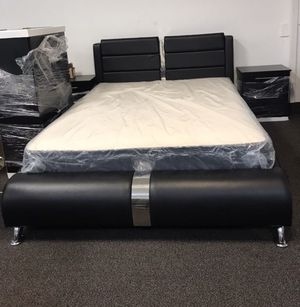 Queen Size Bed Only. Brand New in Box. $40 Down. No Credit Check. for Sale in Hialeah, FL