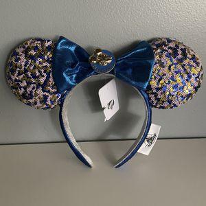 Disney Annual Passholder Mickey Minnie Ear Headband NWT for Sale in Orlando, FL