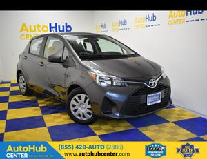 2017 Toyota Yaris for Sale in Stafford, VA