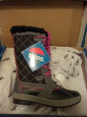 GIRL BOOTS. NEW for Sale in Marietta, GA