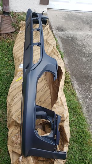 AUDI A4 ALLROAD (10-16) FRONT BUMPER SPOILER PRIMED 8K0807061DGRU OEM for Sale in Bay Lake, FL