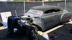 1949 chopped chevy . 69 corvette motor for Sale in Hayward, CA