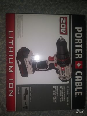 Porter Cable 1/2 drill/driver for Sale in Fresno, CA