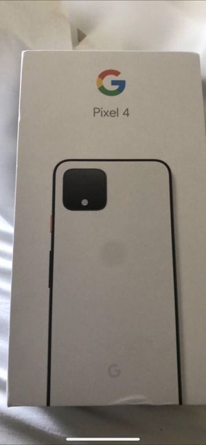 Google pixel 4 for Sale in Schaumburg, IL