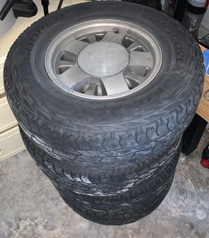 Chevy truck tires for Sale in Houston, TX