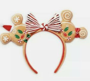 Mickey Gingerbread Ears Christmas 2020 for Sale in Vero Beach, FL