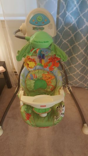Fisher price swing for Sale in Brockton, MA