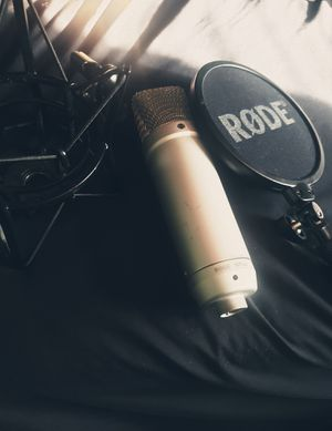 Rode NT1-A Cardioid Condenser Microphone for Sale in Lancaster, PA