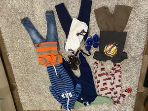 42 Piece Toddler Clothes + Shoes for Sale in Conyers, GA