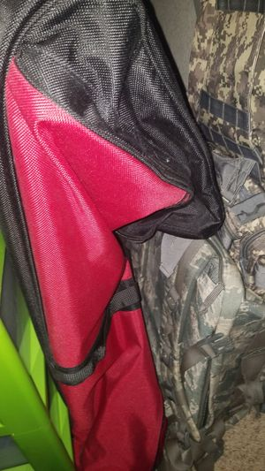 Red duffle bag for Sale in Kyle, TX