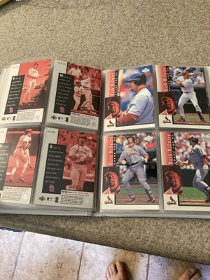 Mark McGwire card lot for Sale in Halifax, PA