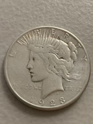 (1923-S) Peace Silver Dollar for Sale in San Jose, CA