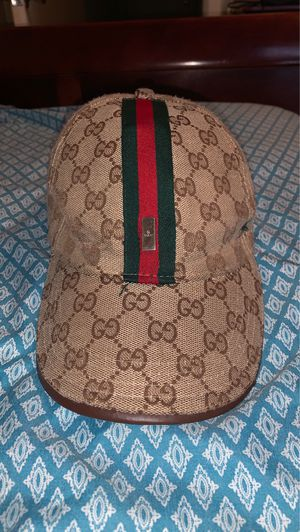 GUCCI HAT TAN for Sale in Jacksonville, FL