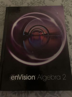EnVision Algebra 2 for Sale in Whittier, CA
