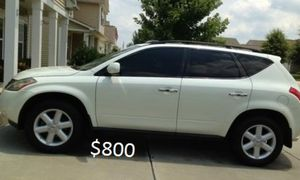 Crazy*Clean*Beautiful*2OO3 Nissan Murano for Sale in Joliet, IL