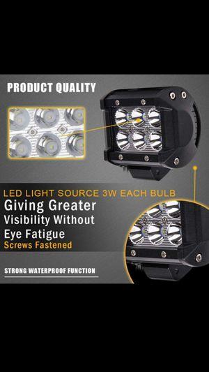 Led auto light 2 pcs for Sale in Monrovia, CA