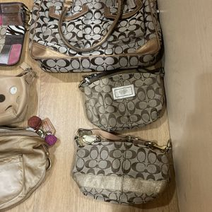 Coach Bags, Ralph Lauren Bag, And Victoria Secret In The Mood Set for Sale in Queens, NY