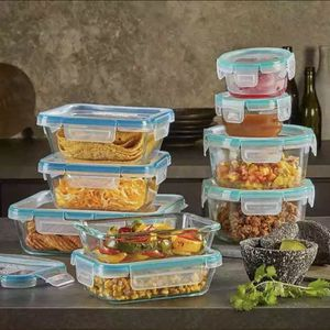 Snapware Pure Pyrex 18-piece Glass Food Storage Set for Sale in Highland, CA