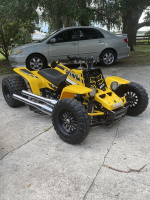 2006 40 anniversary special edition Yamaha banshee for Sale in Kissimmee, FL