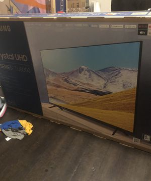 """Crystal Uhd Smart Tv 8 Series 55"""" Brand New for Sale in Chicago, IL"""