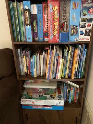 Books, games, puzzles, etc for Sale in Abingdon, MD