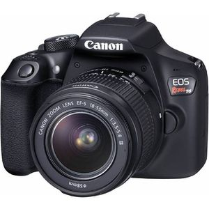 Canon Eos Rebel T6 with 2 Lenses for Sale in San Juan Capistrano, CA