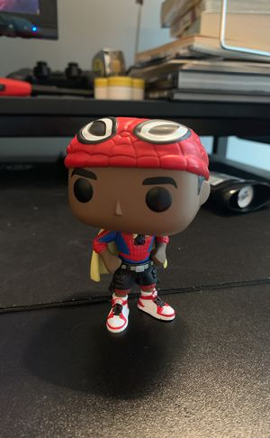 Spider-man Miles Morales POP figure! for Sale in Los Angeles, CA