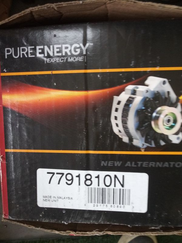 Pure Energy Altenator